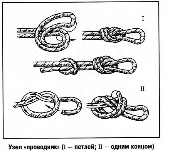 Проводник схема вязания 31